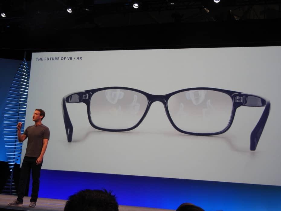 Future AR and VR Glasses