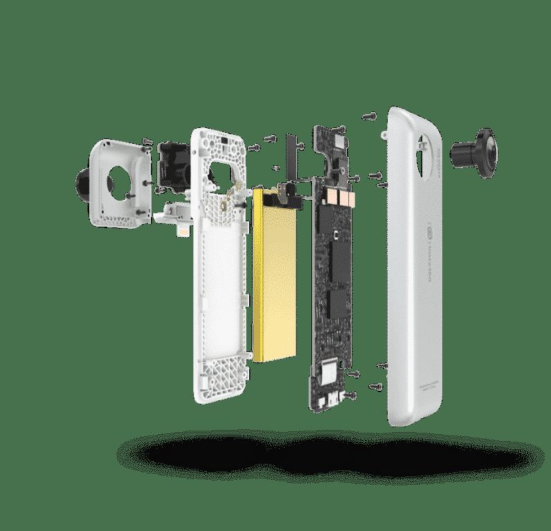 Insta360 Nano Camera Insides