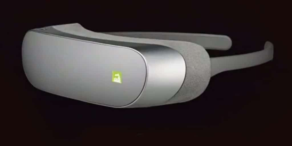 A Google VR Headset