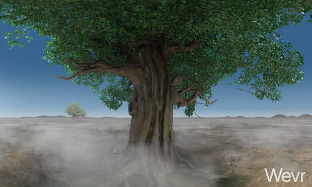 Meditation in Virtual Reality - Bodhi Tree