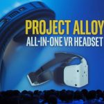 New VR Headset from Intel - Project Alloy