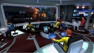 Star Trek VR and Education in VR