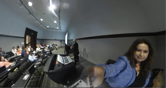 Consulting Services: Virtual Reality Workshop, Boston MA