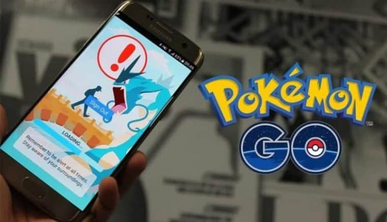 Pokemon Go Augmented Reality Game