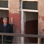 Bill Gates using VR in South Africa