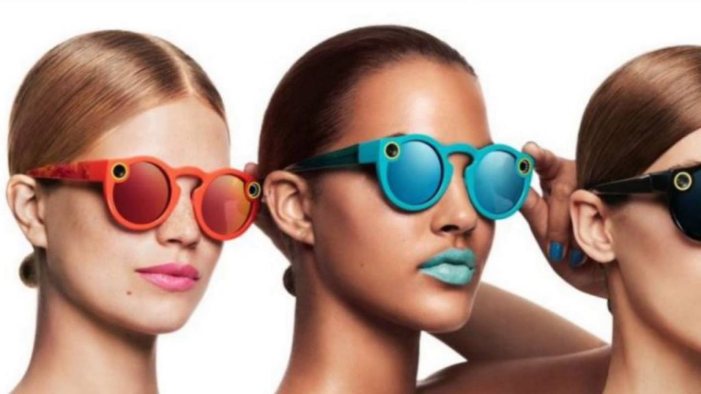 Snapchat Spectacles as a Digital Fashion Accessory