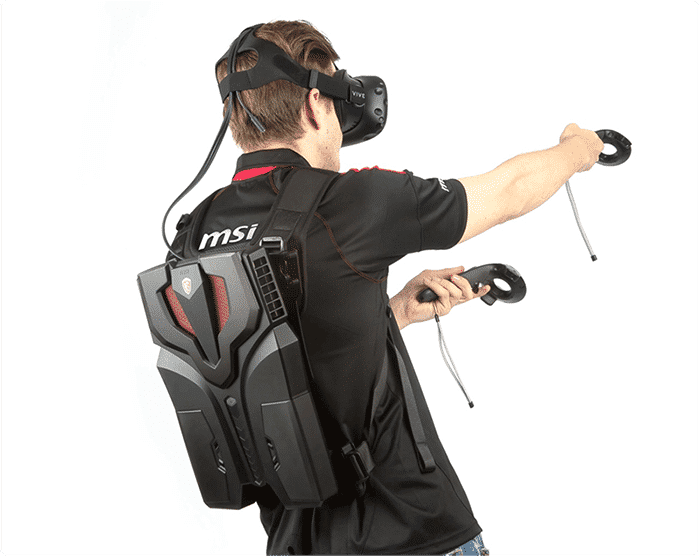 VR Backpack