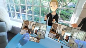 Social VR - new Facebook platform using Oculus Rift