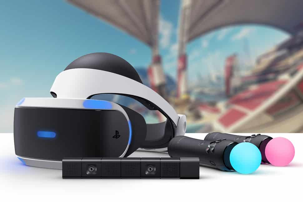 PlayStation VR bundle and Reviews
