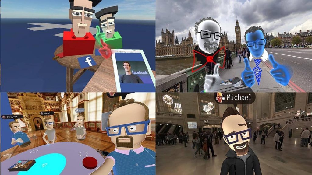 Social VR Avatar progress in six months