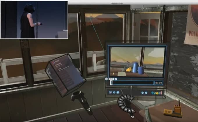 Virtual Reality will have easy creativity using Unity's new software