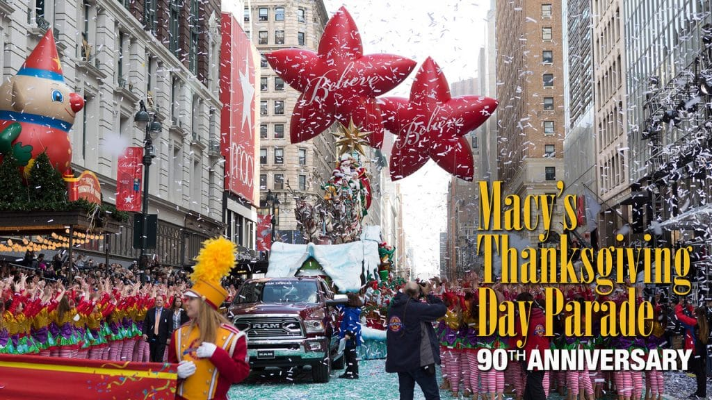 Thanksgiving Day Parade in 360 Video