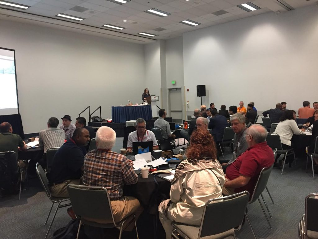 VR and the Future of Learning Seminar at EDUCAUSE Annual Conference 2016