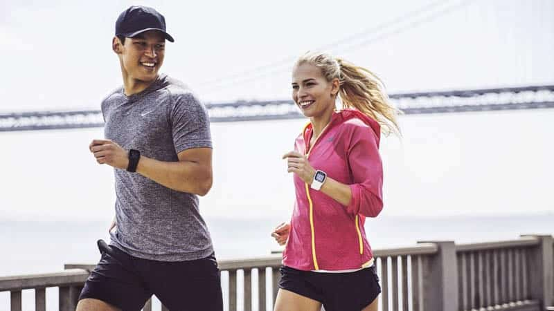 Wearables and Privacy - GPS running and fitness wearables.
