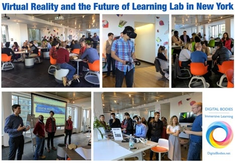 VR and the Future of Learning Lab in NYC