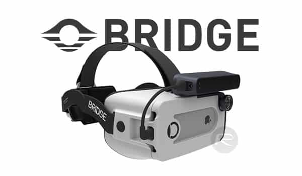 Bridge iPhone VR headset that does Mixed Reality