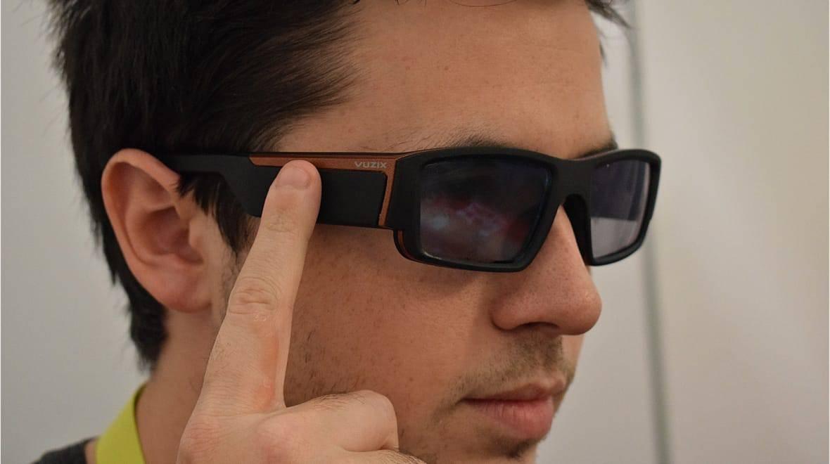 Vuzix AR Glasses