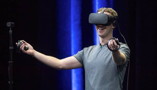 Oculus VR Lawsuit - Mark Zuckerberg