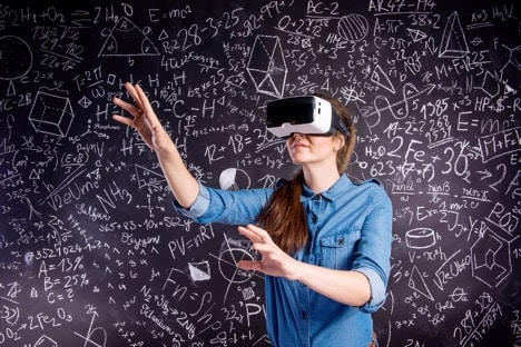 VR in Education Lab in NYC