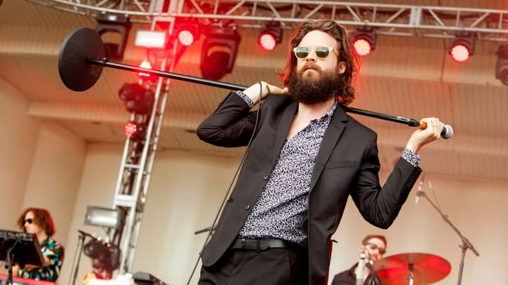 Father John Misty - Virtual Reality on SNL