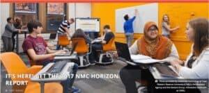 2017 NMC Horizon Report