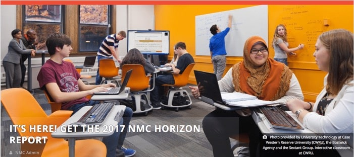 2017 NMC Horizon Report