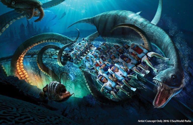 SeaWorld and Virtual Reality