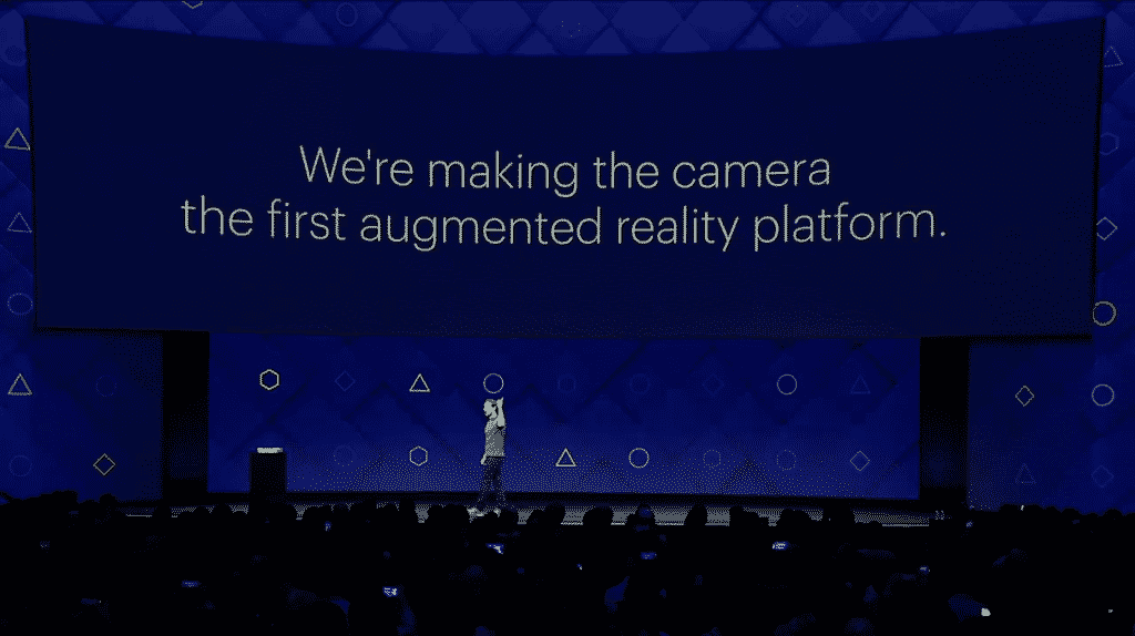 AR, VR and AI developments at Facebook