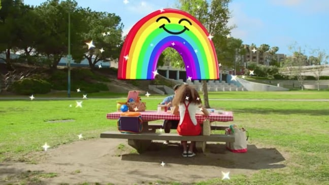 Snapchat's New World Lenses