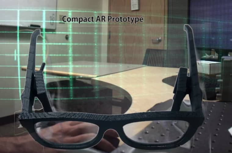 AR Glasses prototype from Microsoft