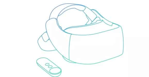 New Google Daydream Headset