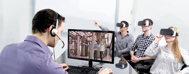 Compedia VR Training