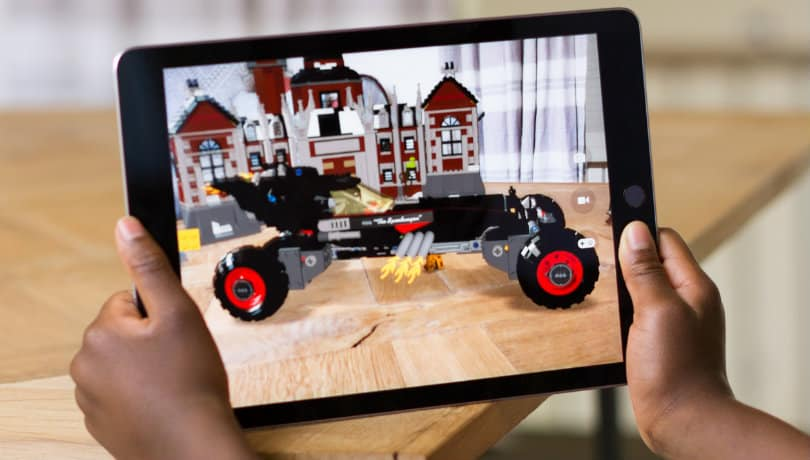Apple's ARKit Brings Augmented Reality Close to Home