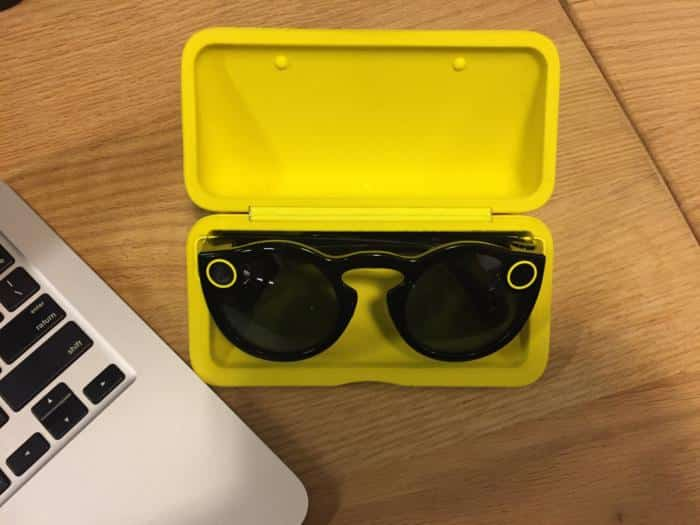 New AR Glasses from Snap may be on their way