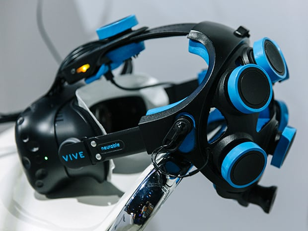 Neurable Brain Control Headset