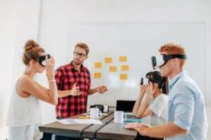 VR AR Education Workshops
