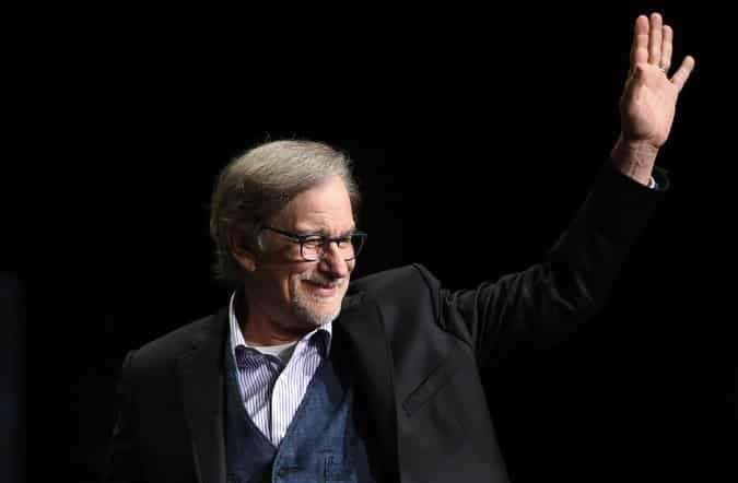 Dreamscape Immersive VR backer Steven Spielberg