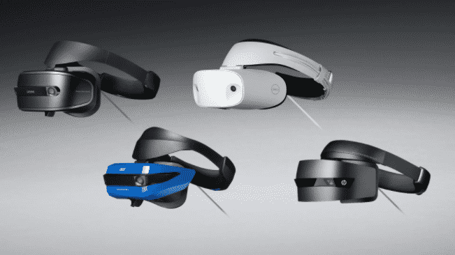 Microsoft Mixed Reality Headsets in AR VR News