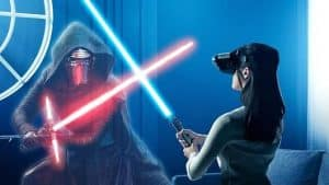 New headset will bring the Star Wars AR Experience