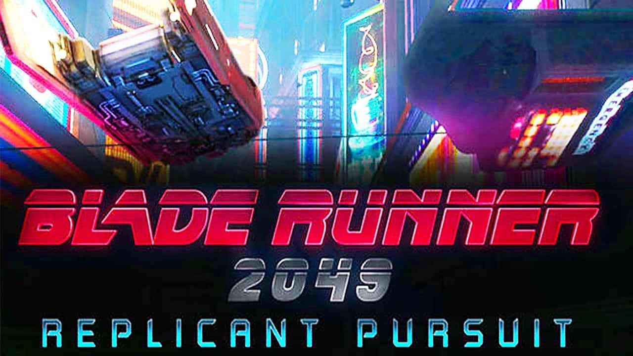 Blade Runner VR Replicant Pursuit