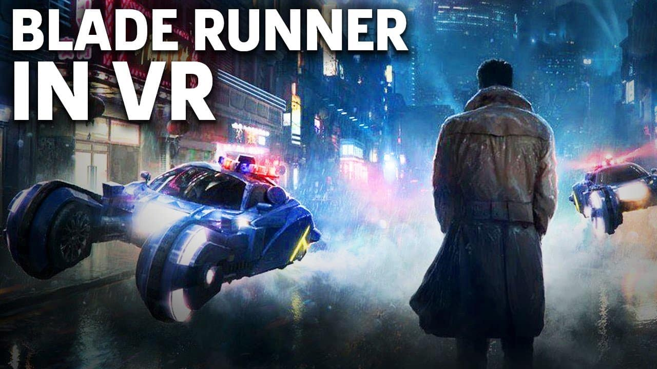 Blade Runner VR Experience Memory Lab