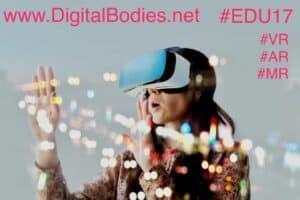 Talking VR and AR at EDUCAUSE Next Week