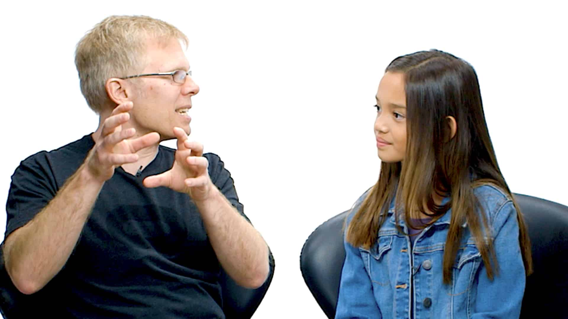 John Carmack Explains Virtual Reality – from the Child to the Expert
