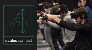 Oculus Connect VR conference live-stream