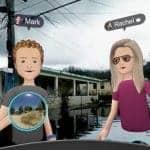 Social VR with Zuckerberg in Puerto Rico