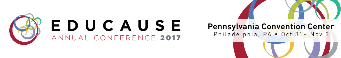 Talking VR and AR at EDUCAUSE Next Week