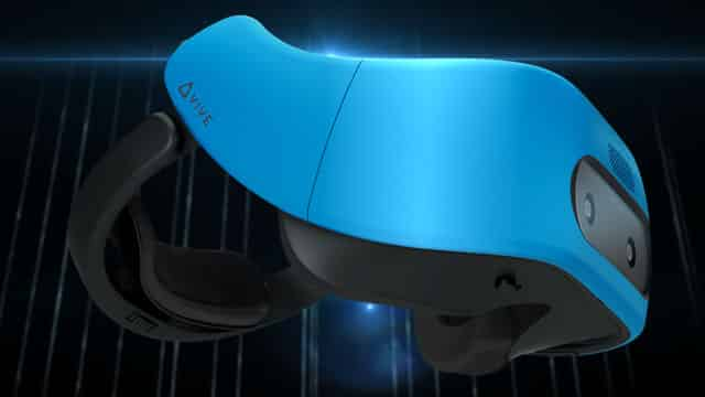 New HTC Vive VR Headset