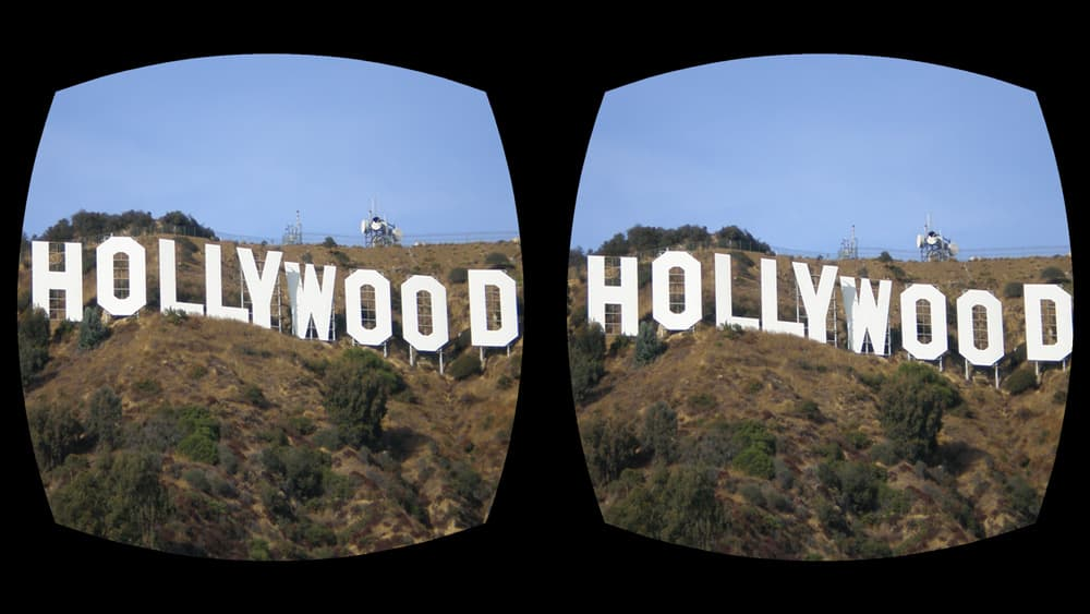 Hollywood and the future of VR