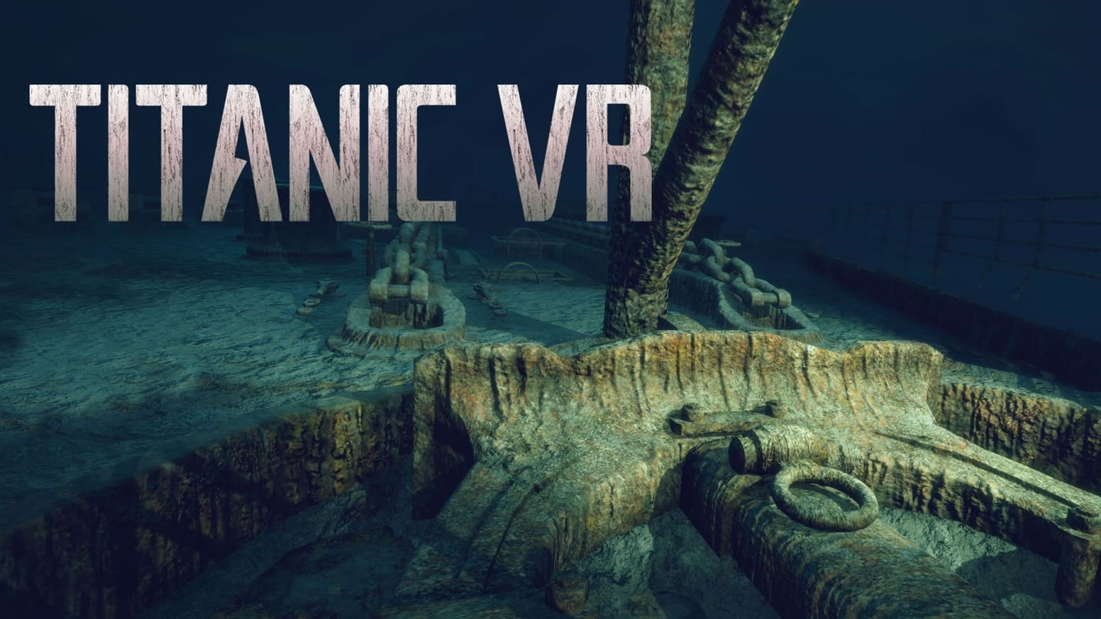 Titanic VR Experience