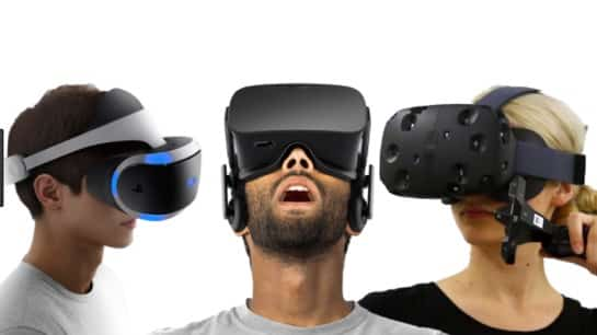 VR Headset Market Grows